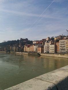 Lyon, France. Reminds me of Florence.