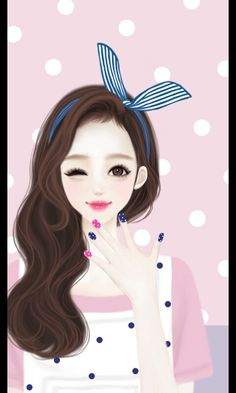 ImageFind images and videos about girl, fashion and cute on We Heart It - the app to get lost in what you love. Anime Korea, Korean Anime, Korean Art, Lovely Girl Image, Cute Girl Pic, Cute Girls, Cute Wallpapers For Ipad, Cute Wallpaper Backgrounds, Korean Illustration