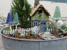Fairy Garden -- Gardening Projects for Kids