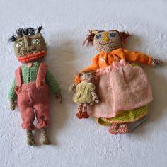 Toujours Sophie Digard : le monde de ses poupées