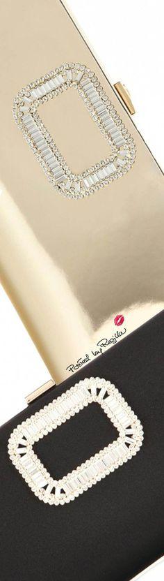 71bac10ecf11 Regilla ⚜ Roger Vivier Satchel Backpack