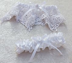How to make your own bridal garter