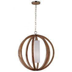 Statement Lighting from www.lightingcompany.co.uk Trend: Wood.