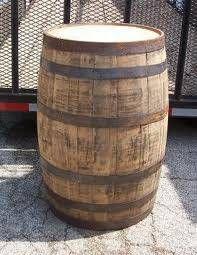 Jack Daniels Whiskey Barrel.