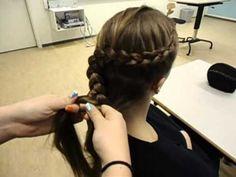 Dutch Flower Braid video