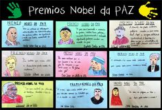 Peace Crafts, Einstein, Special Day, Ideas Para, School, Festivals, Nobel Peace Prize, Murals, Projects