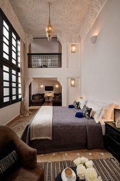 ebony room Riad Star Marrakech, the perfect family room