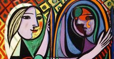 Art Fun For Fridays - Create a Picasso Inspired Artwork Pablo Picasso, Picasso Art, Picasso Famous Paintings, Art Analysis, Picasso Portraits, Georges Braque, Spanish Painters, Abstract Portrait, Art Education