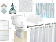 Master Bedroom/Bathroom colors