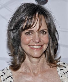 Sally Field- love her! and she has aged soooo well!