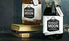 The Open Jar | Junior Johnson's Midnight Moon // Handcrafted Legal Moonshine