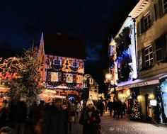 Check out the Colmar Christmas market when you are in Europe.  #StudyAbroad #Loyola #France #Colmar #Christmas #USAC
