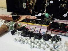 DE OLHO 24HORAS: Oito são presos em operação contra o tráfico e rou...