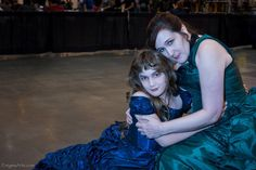 The Claudia and Madeleine dresses I designed from photos of the original dresses (Interview with the Vampire) Interview Dress, Interview With The Vampire, Bustle Dress, Anne Rice, Original Vampire, New Orleans, Art Photography, Goth, Daughter