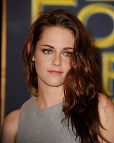 how to style your hair without heat. Kristen Stewart, #HAIRINSPIRATION