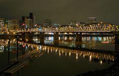 Hawthorne bridge - Reflection | Flickr - Photo Sharing!