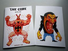 The Core_Covers