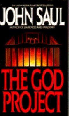 The God Project by John Saul                            by    John Saul