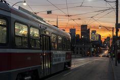 Sunset in Toronto [OC] [3859x2573]