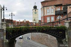 Podul Minciunilor Sibiu Romania Sibiu Romania, Beautiful Places, Europe, City, Building, Travel, Romania, Atelier, Buildings