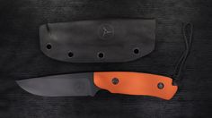 PBA member's hunting knife (project 2)