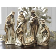 Christmas Nativity Scene, Christmas Crafts, Christmas Decorations, Nativity Crafts, Nativity Sets, Story Stones, O Holy Night, Architecture Tattoo, Holy Family