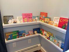 Turn Rain Gutters into Bookshelves  http://www.hometalk.com/20238112/rain-gutter-bookshelves?se=fol_new-20160902-1&date=20160902&slg=bf8d02deaf9f6210aff39b0e1cb65a81-1576243