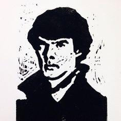 #Sherlock #benedictcumberbatch Benedict Cumberbatch, Sherlock, Sketches, Instagram Posts, Art, Drawings, Art Background, Kunst, Performing Arts