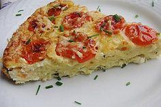 Schafskäse - Kuchen, ein schmackhaftes Rezept aus der Kategorie Tarte/Quiche. Bewertungen: 162. Durchschnitt: Ø 4,2.