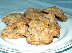 Kooky Breakfast Cookies