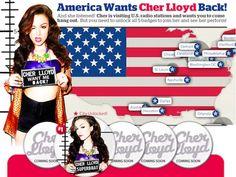 America Want Cher Lloyd!