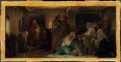 L'évanouissement de la Vierge Réunion des Musées Nationaux-Grand Palais -