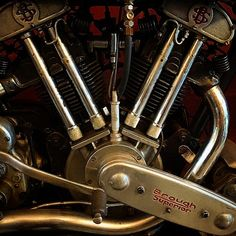 Brough Superior Engine