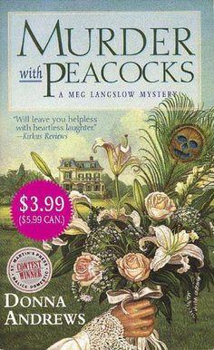 Great read - Murder With Peacocks (Meg Langslow, #1) Useful site Goodreads.com