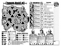 Doom Realm | Image | BoardGameGeek