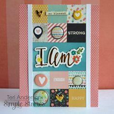 Card by design team member Teri Anderson