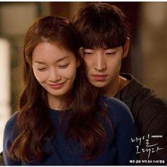 tomorrow with you Lee Je Hoon Tomorrow With You, Drama Korea, Korean Drama, Dramas, Shin Min Ah, One Hit Wonder, Korean American, Tv Reviews, You Promised