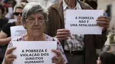 LITORAL CENTRO - COMUNICAÇÃO E IMAGEM: IDOSOS PORTUGUESES ESTÃO MAIS POBRES