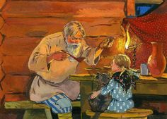 çizgili masallar: Silver Hoof by Marina Uspenskaya
