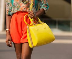 Love that bright yellow!
