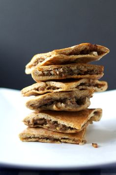 Middle Eastern Arayes - great for appetizers, snacks, or dinner