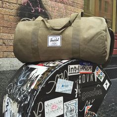 The Sutton Mid Duffle.