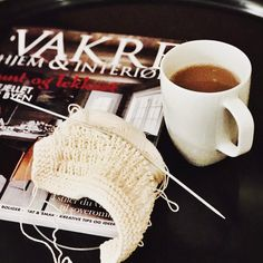 strikkede klude i bomuldsgarn, gratis strikkeopskrift på karklude Crochet Pattern, Knitting Patterns, Drops Design, Chain Stitch, Double Crochet, Tableware, Hygge, Knits, Amigurumi