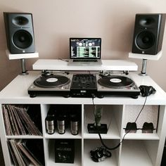 Dj Techtools How To Create A Professional Dj Booth From