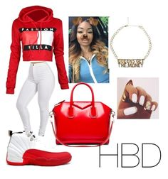 """""""Happy bday Sister"""" by ivory715 ❤ liked on Polyvore featuring Givenchy"""