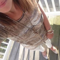 Camo tee outfit