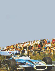 Jean Pierre Beltoise l Germany 1969