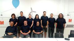 Formación de Carretilla Frontal en Zara Logistica en Arteixo. Qué gran grupo!!!