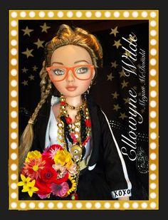 Ellowyne Wilde doll by Robert Tonner  By Megan McDonald