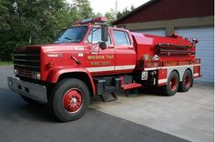 Mission Fire Department (MN) Tender 1 Housed at Station 1, a 1986 Kodiak water tender capable of carrying 2500 gallons of water to a fire scene and pumping 500 gallons of water per minute. This responds to all structure fire calls as well as grass fires and mutual aid calls with area departments.  http://setcomcorp.com/intercoms.html